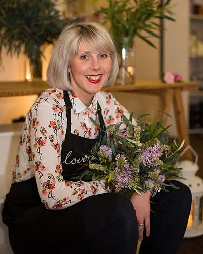 Emma Lynch - Floral Designer