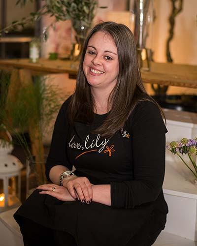 Joanna Goodwin - Floral Designer
