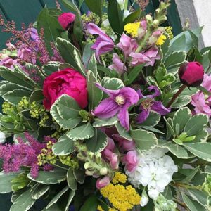 Classic Hand Tied Flower Course